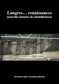 Livre numérique Langres… renaissances