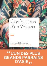 Livre numérique Confessions d'un Yakuza