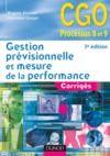 Livre numérique Gestion prévisionnelle et mesure de la performance - 5e éd.