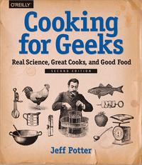 Livre numérique Cooking for Geeks