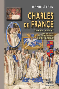 Electronic book Charles de France, frère de Louis XI