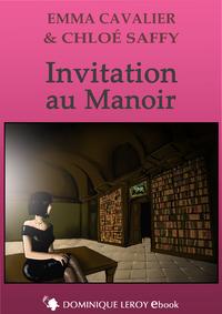 Livre numérique Invitation au manoir
