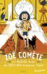 Livre numérique Zoé Comète et l'incroyable histoire des trois chats de monsieur Pompéï