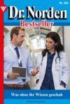 Livre numérique Dr. Norden Bestseller 346 – Arztroman