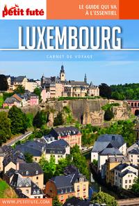 Livre numérique LUXEMBOURG GRAND DUCHÉ 2019 Carnet Petit Futé