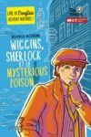 Livre numérique Wiggins, Sherlock et le Mysterious Poison - collection Tip Tongue - A1 découverte - dès 10 ans