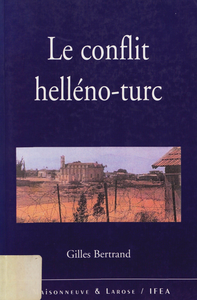 Electronic book Le conflit helléno-turc
