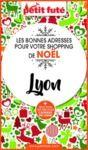 Electronic book SHOPPING DE NOËL À LYON 2020 Petit Futé