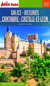 Livre numérique GALICE - ASTURIES - CANTABRIE - CASTILLE-ET-LEON 2019/2020 Petit Futé