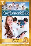 E-Book Kurfürstenklinik Jubiläumsbox 5 – Arztroman