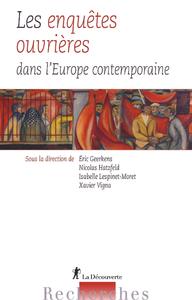 Libro electrónico Les enquêtes ouvrières dans l'Europe contemporaine