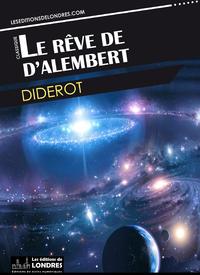 Livre numérique Le rêve de d'Alembert