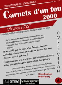 Livre numérique Carnets d'un fou 2000