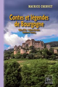 Livre numérique Contes et Légendes de Bourgogne