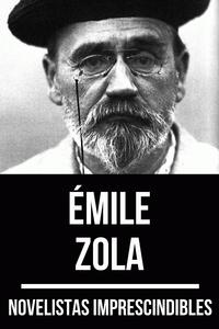 Livre numérique Novelistas Imprescindibles - Émile Zola
