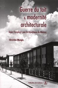 Livre numérique Guerre du toit et modernité architecturale