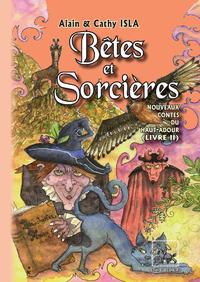 Livre numérique Bêtes et Sorcières (Nouveaux Contes du haut-Adour, tome 2)