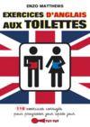Livre numérique Exercices d'anglais aux toilettes