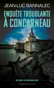 Livre numérique Enquête troublante à Concarneau