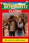 Livre numérique Der Bergpfarrer Classic 33 – Heimatroman