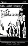 Livro digital The Adult Version of The Three Musketeers