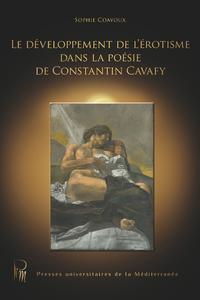 Livre numérique Le développement de l'érotisme dans la poésie de Constantin Cavafy