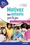 Livre numérique Motivez les enfants par le jeu