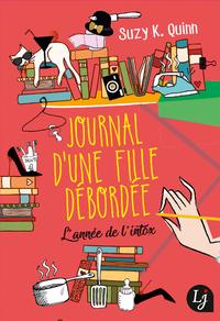 Livre numérique Journal d'une fille débordée. L'année de l'intox