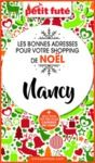 Electronic book SHOPPING DE NOËL À NANCY 2020 Petit Futé