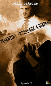 Livre numérique Valentine Perdreaux a disparu, Épisode 2