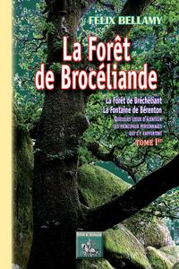 Livre numérique La Forêt de Brocéliande (Tome Ier)