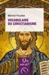Livre numérique Vocabulaire du christianisme