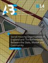 Electronic book Social Housing Organisations in England and The Netherlands