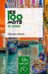 Livre numérique Les 100 mots de Venise