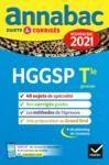 Electronic book Annales du bac Annabac 2021 HGGSP Tle générale (spécialité)