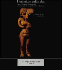 Livre numérique Dinámicas culturales entre el Occidente, el Centro-Norte y la cuenca de México, del Preclásico al Epiclásico