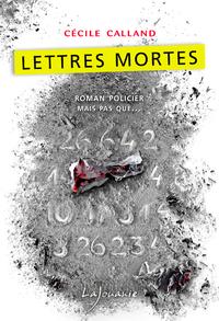 Livre numérique Lettres mortes