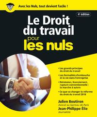 Livre numérique Le Droit du travail pour les Nuls, grand format, 4e édition