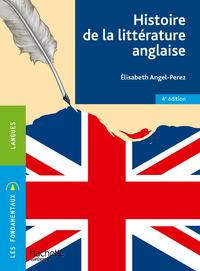 Livre numérique Les Fondamentaux - Histoire de la littérature anglaise
