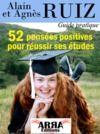 Libro electrónico 52 pensées positives pour réussir ses études