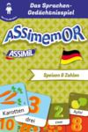 Electronic book Assimemor - Meine ersten Wörter auf Deutsch: Speisen und Zahlen