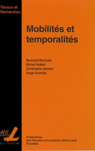 Livre numérique Mobilités et temporalités