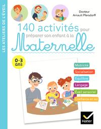 Livre numérique 140 jeux d'éveil pour préparer son enfant à la Maternelle