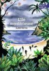 Livre numérique L'Île mystérieuse