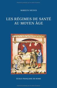 Livre numérique Les régimes de santé au Moyen Âge