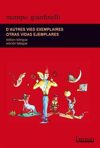 Livre numérique D'autres vies exemplaires Otras vidas ejemplares