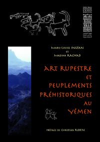 Livre numérique Art rupestre et peuplements préhistoriques au Yémen