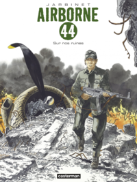 Electronic book Airborne 44 (Tome 8) - Sur nos ruines