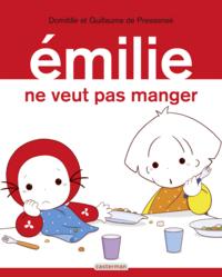 Livre numérique Émilie (Tome 29) - Émilie ne veut pas manger