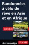 Electronic book Randonnées à vélo de rêve en Asie et en Afrique